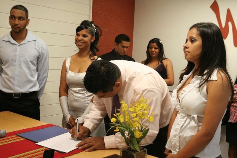 Casamento Civil em Virgínia - MG